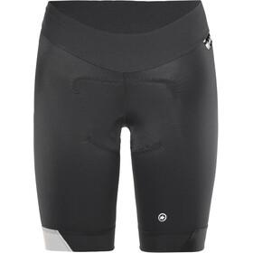assos H.laalalaiShorts_S7 pantaloncini da ciclismo nero/argento